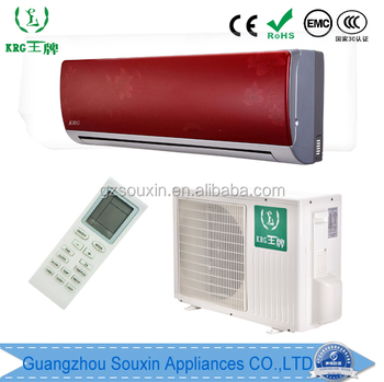 Split Ac Ductless Mini Air Conditioner With Toshiba Compressor
