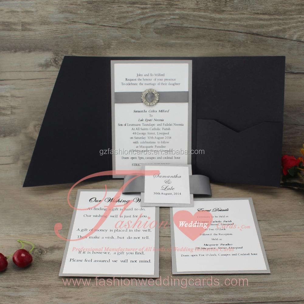 Wedding Invitation Model Doc Wholesale, Doc Suppliers - Alibaba