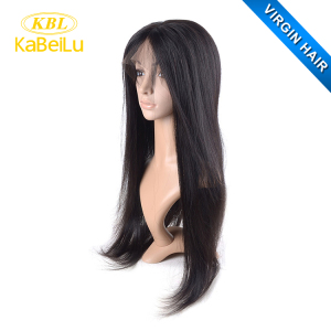 wholesale kbl 100% natural raw unprocessed human virgin afro kinky curly half wig, brazilian virgin human hair half wig