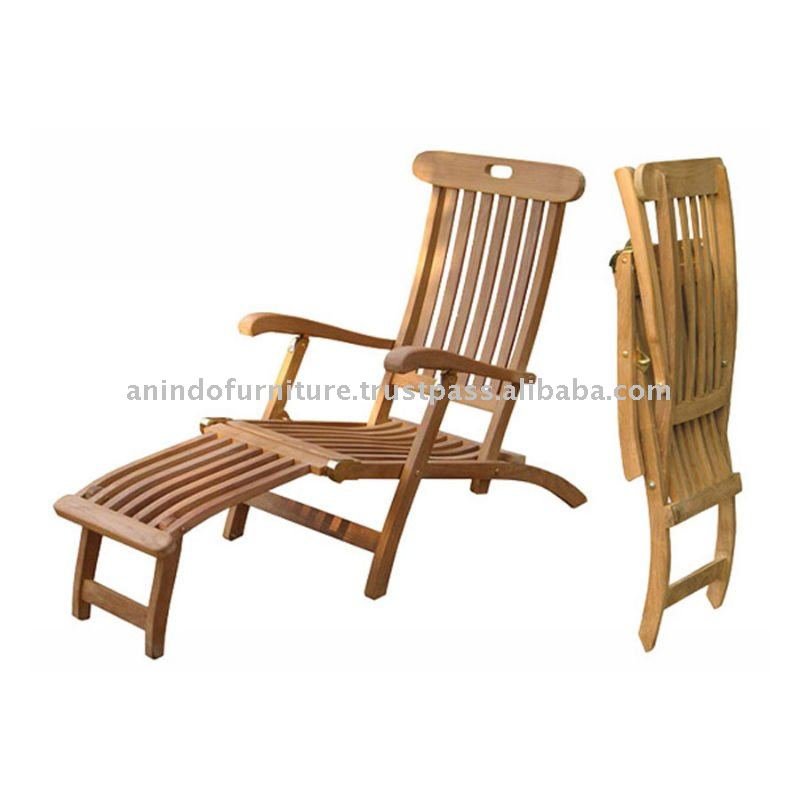 Teak Wood Steamer Chair Wholesale, Teak Suppliers   Alibaba