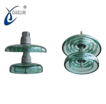high voltage glass suspension insulators