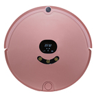 Housekeeping Anti Collision Remote Controller Robotic Auto Vacuum Cleaner