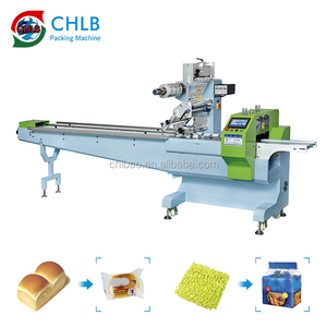 Automatic medical pillow tablet packaging machine