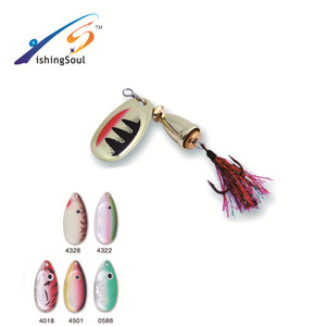 SPL020 china wholesale alibaba fishing lure component mould spinner lure