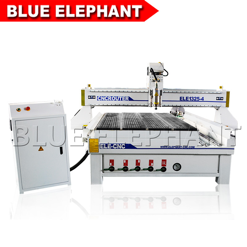 hot sale 4-axis wood cnc router for furniture legs statue