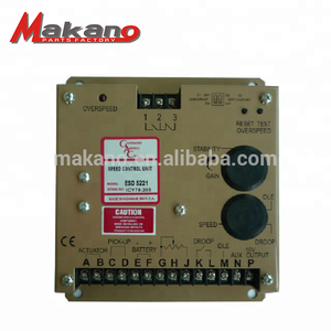 Generator Engine Electronic Control Unit ESD5221