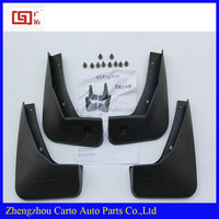 Factory Customized plastic Mudflap For Chevrolet Trax Mud Guard With Suitable For Front Or Rear Wheel Arches
