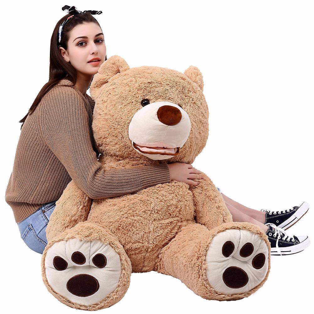 5601f6a5db7c giant plush teddy bear, stuffed giant teddy bear, soft toy teddy bear giant