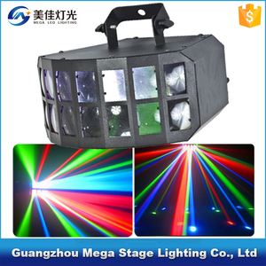30w mini rg laser dj disco party hanging led stage light gobo for sale