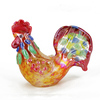 2017 Souvenir Lampworking Murano Art Glass Hens for Business Gifts