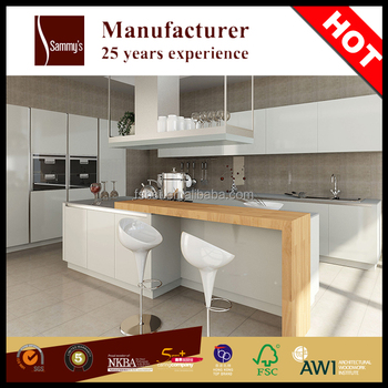 Germany PVC Kitchen Cabinet Cheap Price Dining Room Furniture
