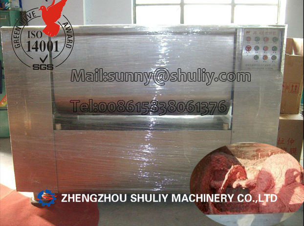 best price automatic meat mixing manual meat mixer