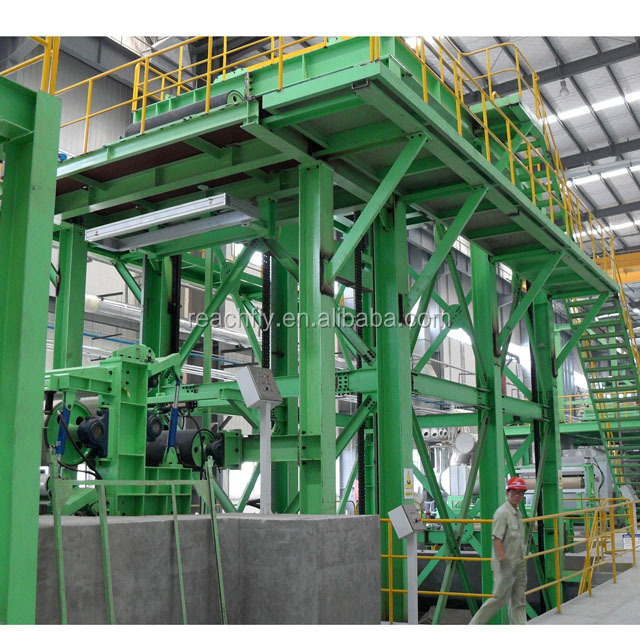 hot dipped galvanized production line