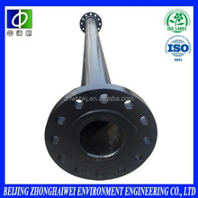 13 years OEM producing experience coated carbon steel rubber lined pipe