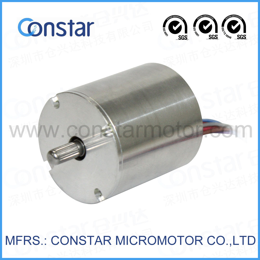 33mm permanent magnet low power brushless electric 12v dc mini motors