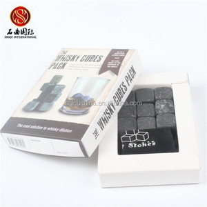 Supply whisky cube stone bar accessiories ice cooler whisky stone for water