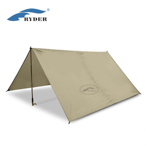 Waterproof Oxford Ground Sheet For Tent/Tent Fly