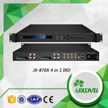 conax dvb-s codec master