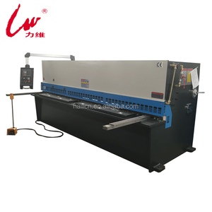 QC12Y Hydraulic Guillotine Plate Sharing Machine
