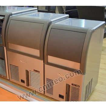 Used Ice Machine >> 80kg 24h Restaurant Commercial Half Dice Used Ice Machines For Sale Mini Ice Cube Machine Dry Ice Blasting Machine Buy Used Ice Machines For