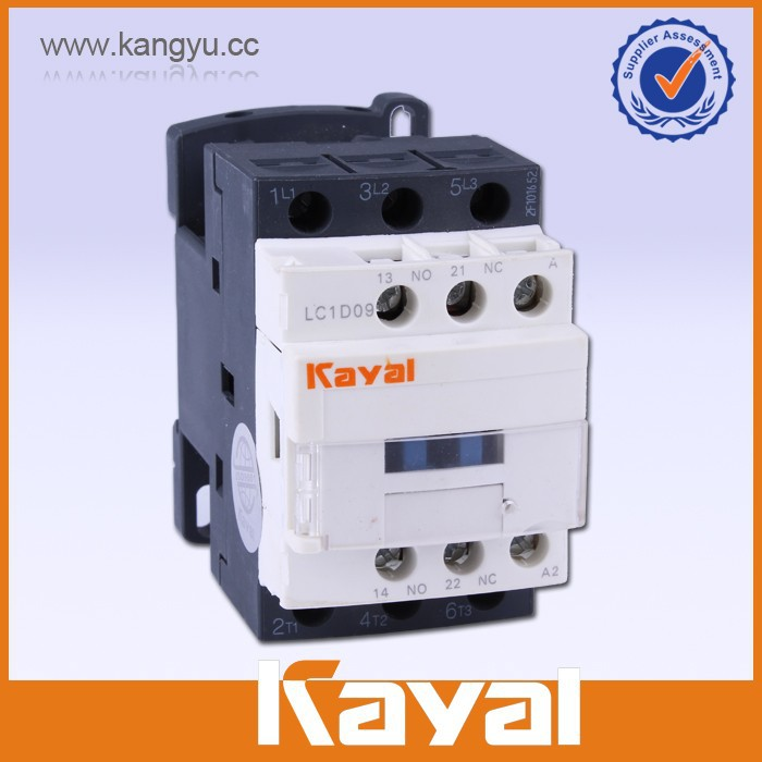 380v Main Circuit Rating Voltage and AC Electricity Type 380 Contactors