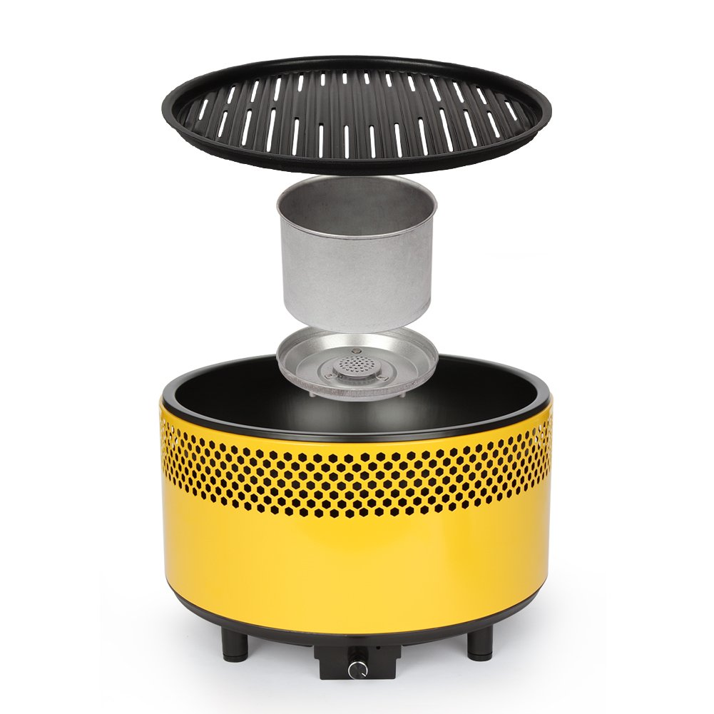 Buy Backyard Grill 278-sq in Portable Charcoal Grill ...