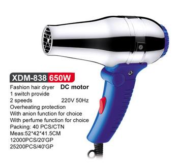 Xdm-838 Blower Hair Dryer.