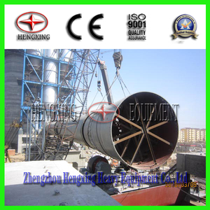 cement rotary kiln/rotary kiln for cement making plant