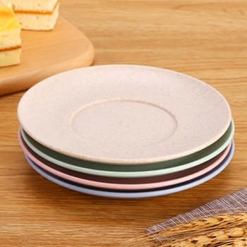 environmental natural wheat fibre plate set & Environmental Natural Wheat Fibre Plate Set - Buy Kids Plate Sets ...