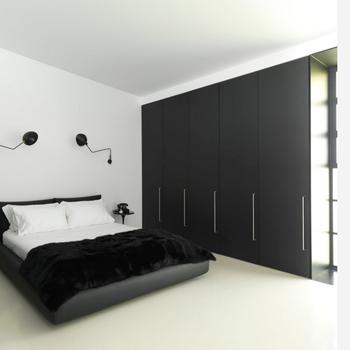 Wholesale Bedroom Wall Wardrobe Closet Design Corner Wardrobe With Pvc  Doors - Buy Bedroom Pvc Doors,Corner Wardrobe,Bedroom Wall Wardrobe Closet