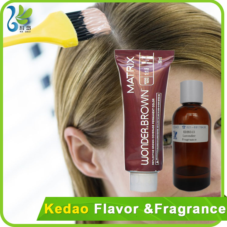 nice smell and high quality MELON 3 fragrance for hair dye cream
