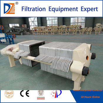 Cast Iron Plate and Frame Filter Press Machine