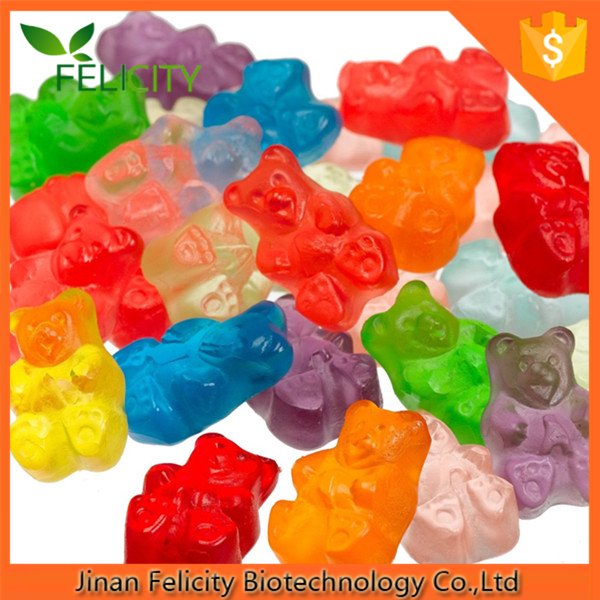 2015 Hot sale Halal High Quality Gummy candy Jelly candy