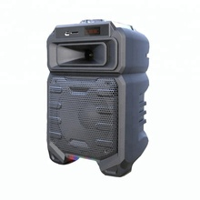 Nieuwkomers <span class=keywords><strong>Draagbare</strong></span> Outdoor Subwoofer Party Speaker Goedkope Fabriek Prijs