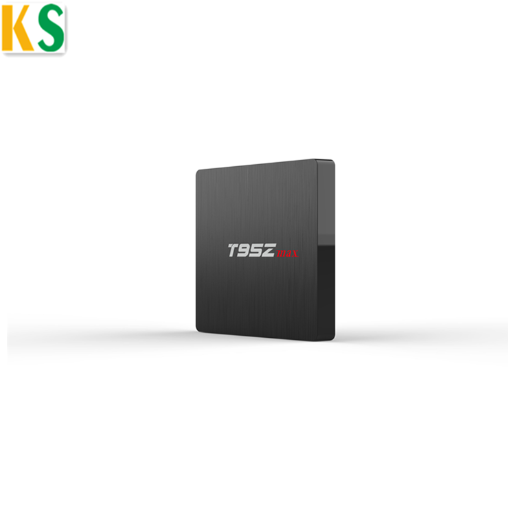 Amlogic S912 2.4G&5G Dual WiFi BT4.0 Android TV Box T95Z Max 2GB/16GB Media <strong>Player</strong>
