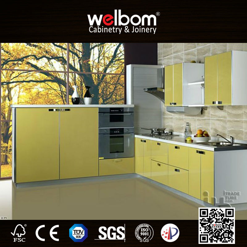 Modern Design Top German Kitchen Manufacturers