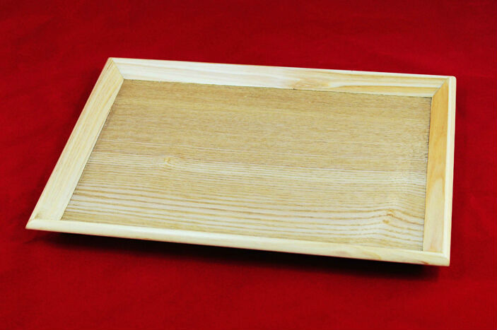 <strong>Natural</strong> wood tray tea pallet Solid wood fruit bowl Wooden plate hotel supplies