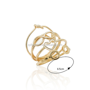 wholesale 1 gram simple gold heart o pussy ring ring designs for men 2018