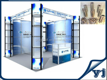 Aluminum Portable Outdoor Aluminumtrade Show Display Booth