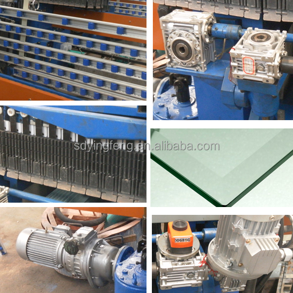 High Quality 3~30 Degree Adjusted Glass Edging Beveling Machine