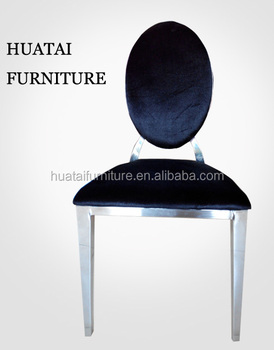 Very Cheap Living Room Chairs Black Lacquer,french Style Restaurant Chairs  Used,dining Room