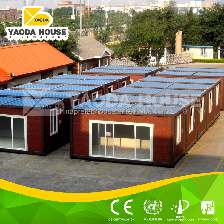 Easy installation prefabricated house for sale
