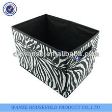 Leopard Print Storage Bins, Leopard Print Storage Bins Suppliers And  Manufacturers At Alibaba.com