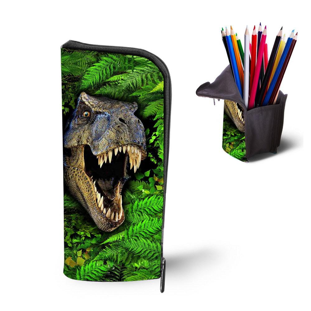 a97063c0caf6 Buy 3D animal dinosaur pencil case for school student boys girls ...