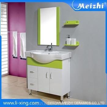 Sanitary Ware Pvc Bathroom Furniture Factory Direct