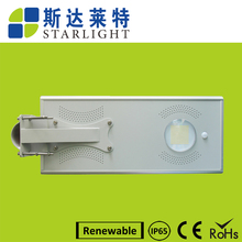 IP65 IP Rating and Solar Energy CE & RoHS Certification 70 watts led street light