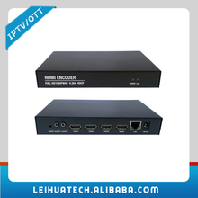 1080P @ 60 4-channel HD MI ingresso + 2*3.5 millimetri di ingresso Audio IP Audio <span class=keywords><strong>Video</strong></span> <span class=keywords><strong>Encoder</strong></span> h.265/H.264 IPTV In <span class=keywords><strong>Streaming</strong></span> <span class=keywords><strong>Hardware</strong></span>