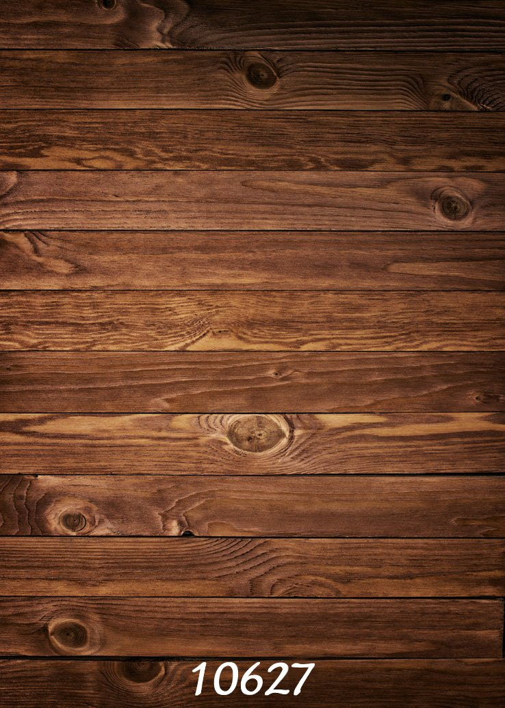 WOLADA Vintage Wood Wall 5x7ft Vinyl Photography Background Backdrops Photo Studio Props 10627