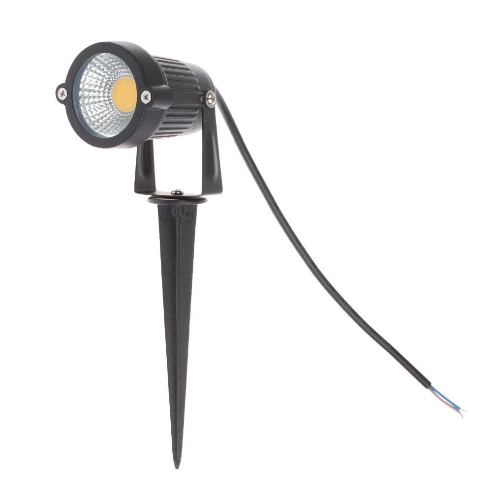 12v led cob lawn lamps 3w ip65 waterproof led flood spot light bulb for garden pond path outdoor. Black Bedroom Furniture Sets. Home Design Ideas