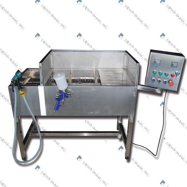 Liquid Transfer Printing Machine No  Lyh-wtpm062-1 Mini Hydro Dipping  Equipment - Buy Liquid Transfer,Hydro Dipping Equipment,Printing Machine  Product